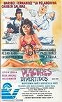 Placeres divertidos (1989) Poster