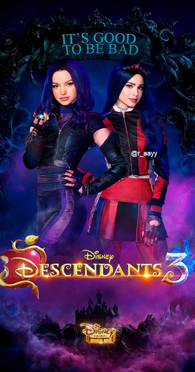 Descendants 3: Good to Be Bad (Video 2019) - IMDb