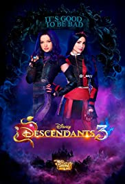 Descendants 3: Good to Be Bad Poster