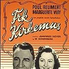 Poul Reumert and Marguerite Viby in Frk. Kirkemus (1941)