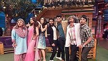 Aditya and Shraddha Kapoor in Kapil's Show