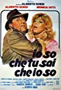 Io so che tu sai che io so (1982) Poster
