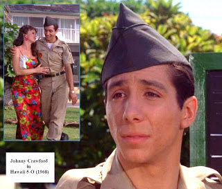 Johnny Crawford in Hawaii Five-O 1968