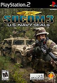 SOCOM 3: U.S. Navy SEALs Poster