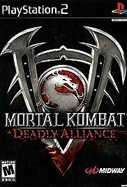 Mortal Kombat: Deadly Alliance Poster