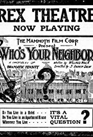 Who's Your Neighbor? Poster