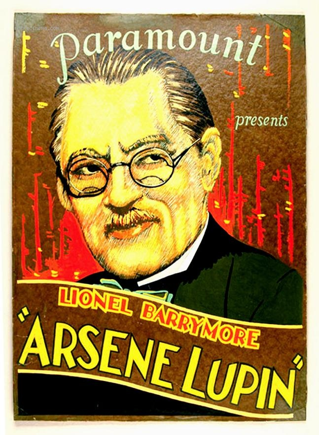 Lionel Barrymore in Arsène Lupin (1932)
