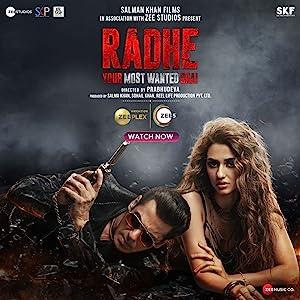 Radhe  movie, song and  lyrics