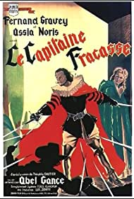 Le capitaine Fracasse (1943)