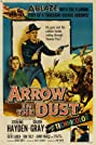 Arrow in the Dust (1954) Poster