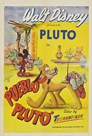 Pueblo Pluto Poster