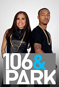 Shad Moss and Keshia Chante in 106 & Park Top 10 Live (2000)
