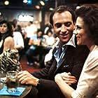 Tovah Feldshuh and Ray Sharkey in The Idolmaker (1980)