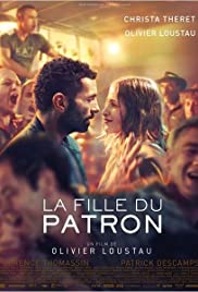 Image result for la fille du patron poster