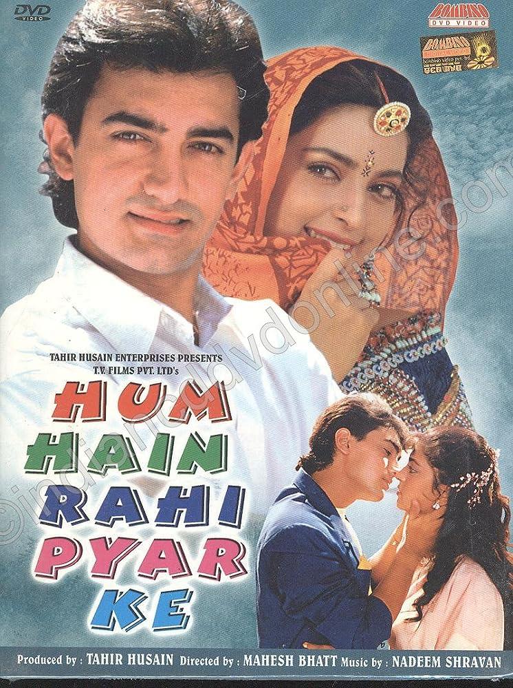 View Hum Hain Rahi Pyar Ke (1993) Movie poster on SoapGate