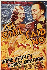The Girl Said No Poster
