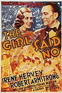 New movies downloading for mobile The Girl Said No by H.C. Potter [QuadHD]