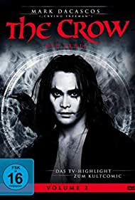 Mark Dacascos in The Crow: Stairway to Heaven (1998)