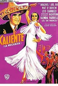 Pat O'Brien, Dolores del Rio, L.R. Félix, Chris-Pin Martin, and Carlos Salazar in In Caliente (1935)