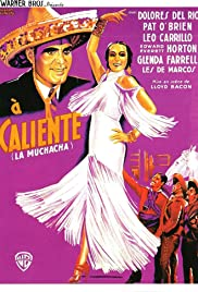 In Caliente (1935) Poster - Movie Forum, Cast, Reviews