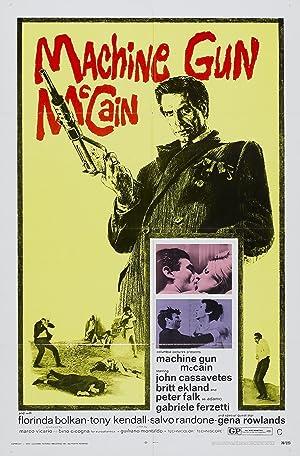 Machine Gun McCain (1969)