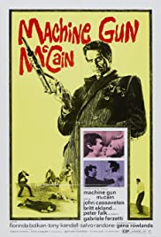 Machine Gun McCain Poster