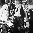 John Wayne, George 'Gabby' Hayes, and Verna Hillie in The Star Packer (1934)