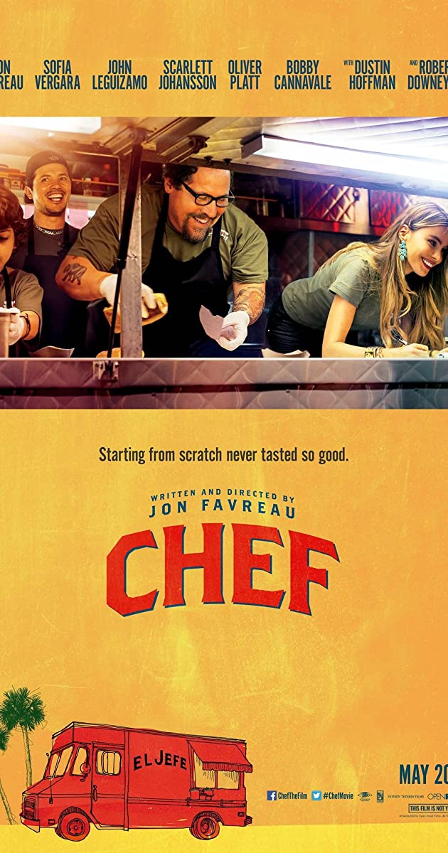 Subtitle of Chef