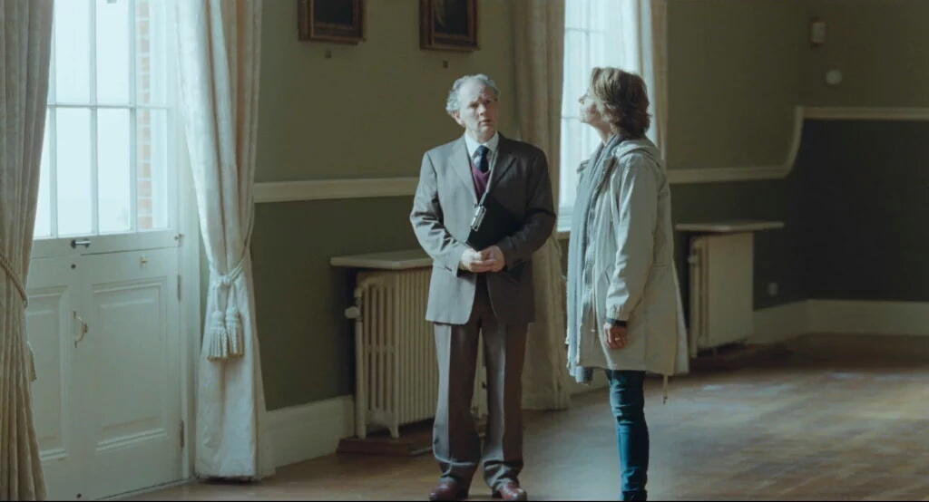 Charlotte Rampling and Richard Cunningham in 45 Years (2015)