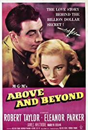 Above and Beyond (1952) Poster - Movie Forum, Cast, Reviews