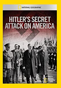 Watch english movie action Hitler's Secret Attack on America [720px]