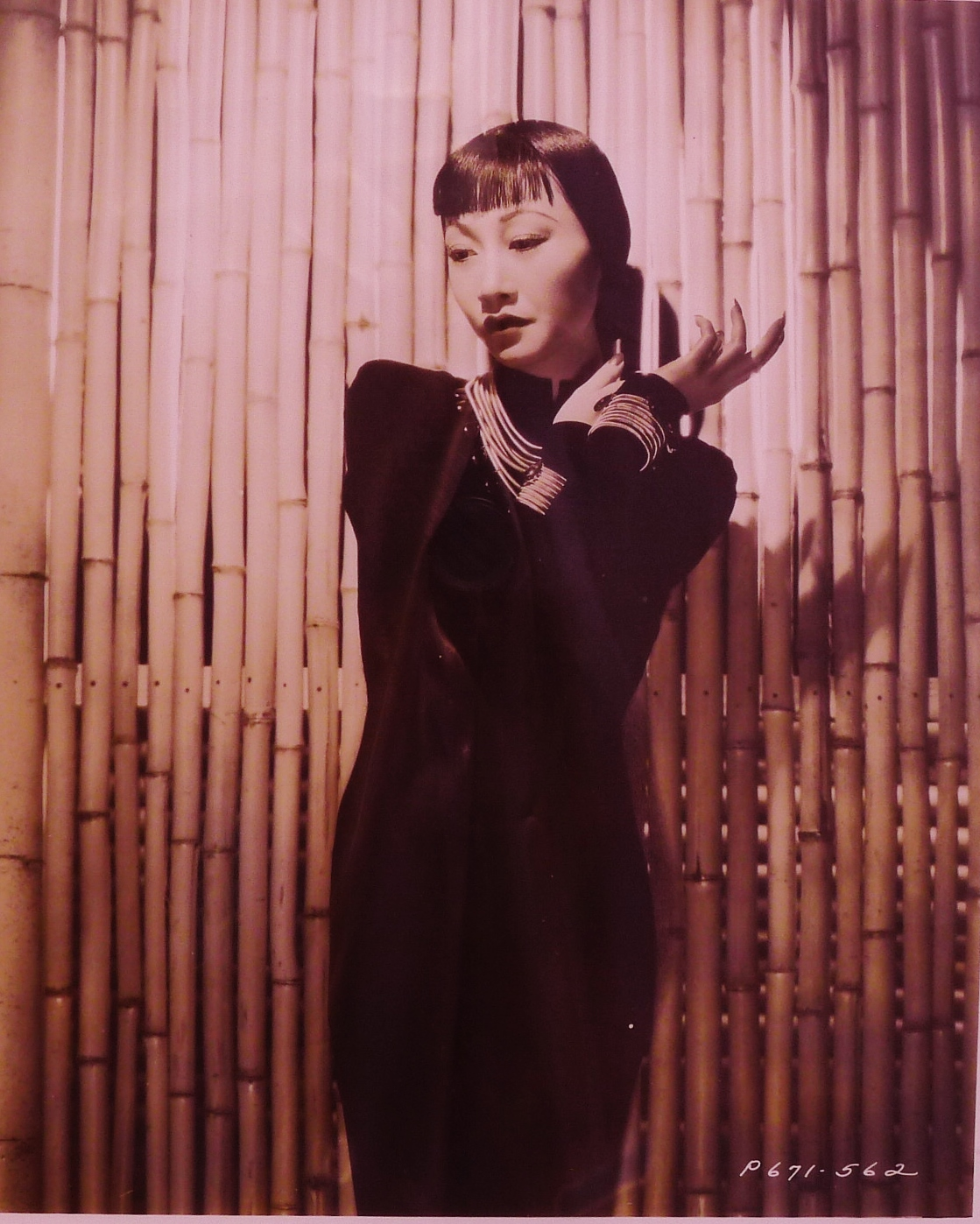 Anna May Wong in Daughter of Shanghai (1937)