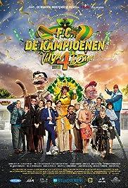 F.C. De Kampioenen 4: Viva Boma! Poster
