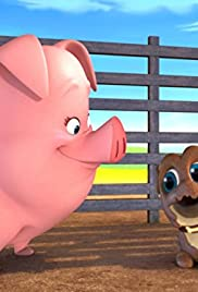 Pigs and Pugs/Bob Loves Mona Poster
