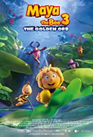 Maya the Bee 3 The Golden Orb (2021) HDRip English Movie Watch Online Free