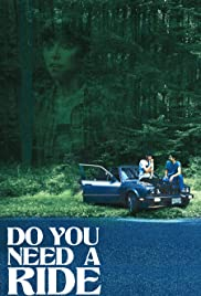 Do You Need A Ride Poster