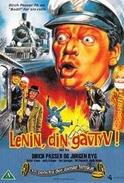 Lenin, din gavtyv! Poster