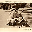 Ben Alexander, Gertrude Messinger, and Cameo the Dog in Penrod and Sam (1923)