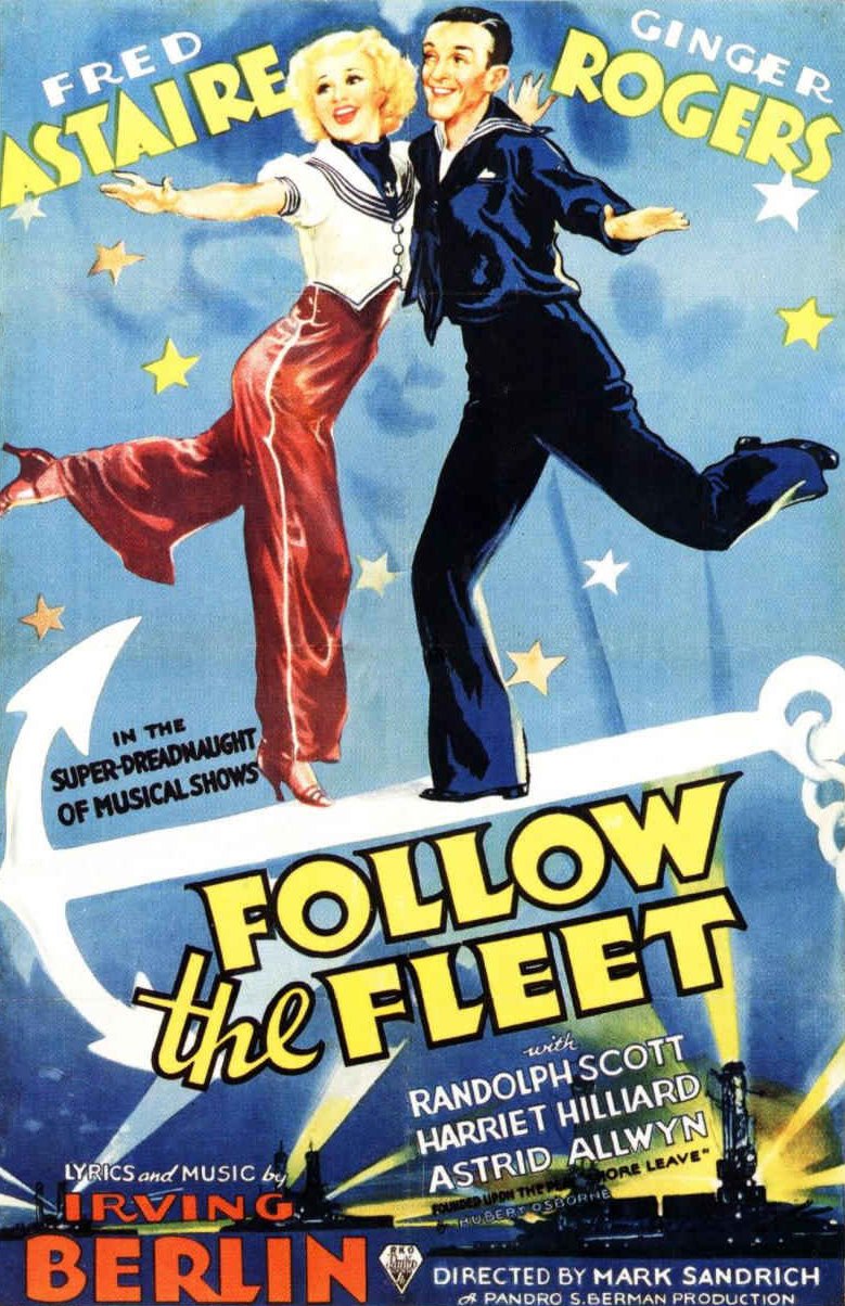 Follow The Fleet 1936 Imdb