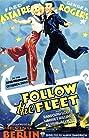 Follow the Fleet (1936) Poster