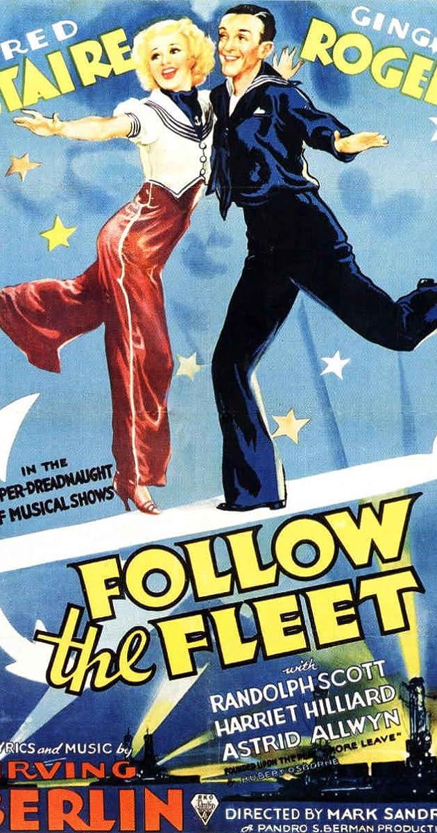 Subtitle of Follow the Fleet