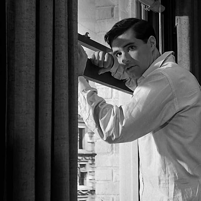 John Gavin in Psycho (1960)