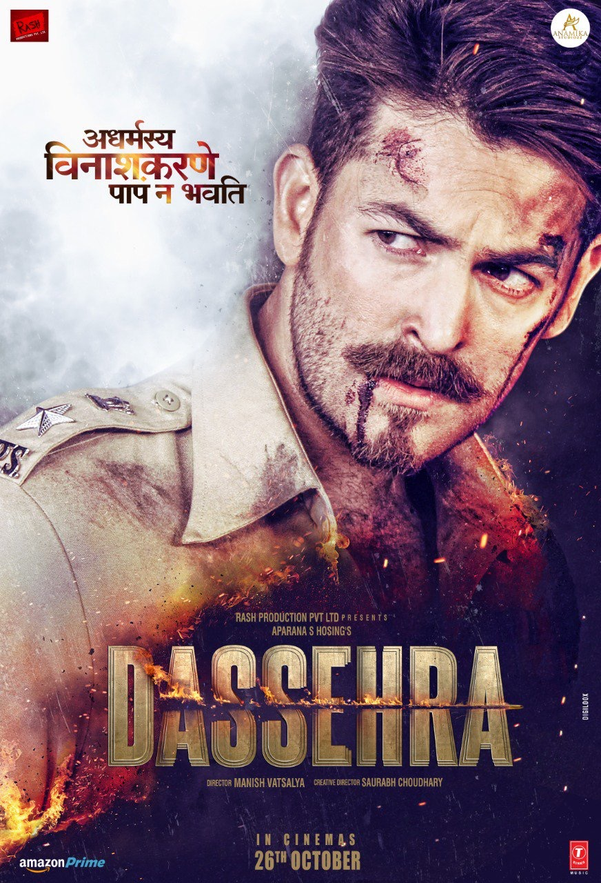 Dassehra (2018) Hindi Amazon 720p WEB-DL x265 AAC 780MB
