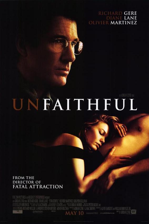 Unfaithful (2002) BluRay 480p, 720p & 1080p