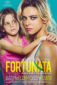 Jasmine Trinca and Nicole Centanni in Fortunata (2017)