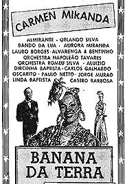 Banana-da-Terra Poster