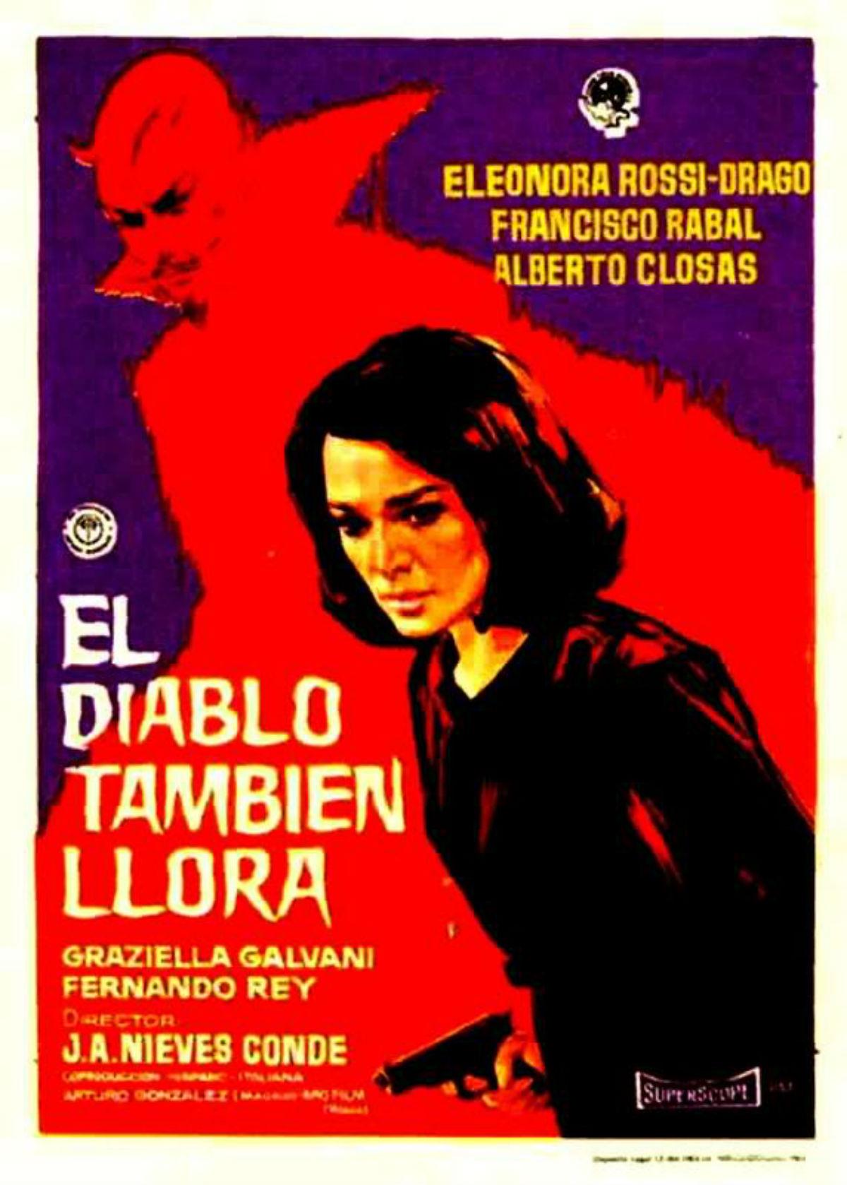 El Diablo También Llora 1965 Imdb