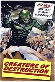 Creature of Destruction Poster - Movie Forum, Cast, Reviews