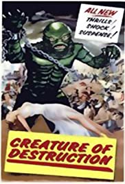 Creature of Destruction (1967) Poster - Movie Forum, Cast, Reviews