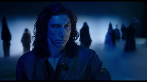 The Rise of Adam Driver